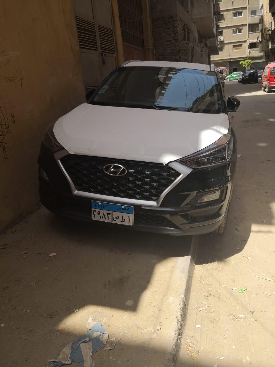ارخص/ايجار/سيارة/هيونداى/توسان/2019 - في الرياض - السعودية