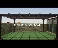 مظلات حدائق الرياض٠٥٠٥٥٥١٨٦٤ مظلات خشبيه الرياض برجولات خشبيه الرياض وجميع مناطق المملكة