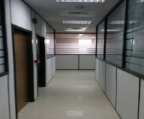 OFFICE  PARTITION  SYSTEM قواطع مكتبية