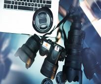 التصوير الفوتوغرافي للخدمات التجارية