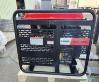 مولد كهرباء 13000واط ديزل 2 سلندر يصفي 10 كيلو