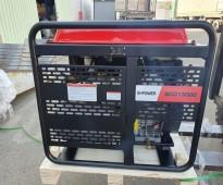 مولد كهرباء 13000 واط ديزل 2 سلندر يصفي 10كيلو