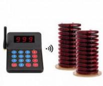 اجهزة نداء لاسلكية للكافيهات ومراكز الخدمة