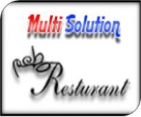 برنامج حسابات متخصص لإدارة نقاط البيع بالمطاعم