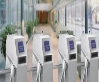 بوابة مرور لافراد التحكم في الدخول والخروج هو نظام تحكم في مدخل أنيق وفعال من حيث التكلفة