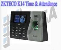 جهاز البصمة والاكسيس كنترول ZKTECO UFACE800