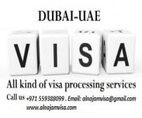 90Days Dubai UAE Visit Visa AED 999