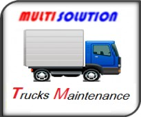 لمركز خدمة الشاحنات - تقارير برنامج مالتى سيليوشن المحاسبى المتكامل – الورشة والعمليات
