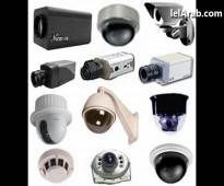 كاميرات المراقبة   واجهزه البصمه0538948825 مؤسسة امناء التقنيه للتجاره