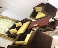 شقق عوائل مفروشة للايجار في الرياض حي المونسية