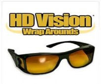 نظارة السواقة اللييلية تستعمل اثناء القيادة مريحة جدا للعين
