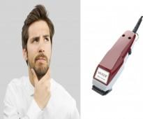 ماكينة حلاقة وقص الشعر الكهربائية موزر