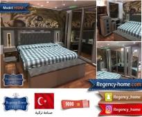 غرفة نوم مميزة صناعة تركية