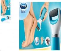 فيلفيت يمنحك قدمين ناعمتين مثل الحرير في أقل وقت ممكن