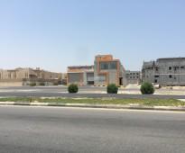 للإيجار مطعم من دورين على شارع الرياض - تاروت