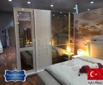 غرفة نوم تركية مودرن و جديدة