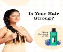 ترتشوب زيت هندي طبيعي لعلاج مشكله تطويل الشعر والعنايه بجماله