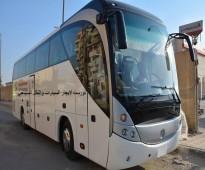 ايجار اتوبيس مرسيدس 50 راكب في القاهرة