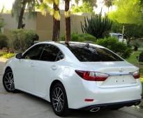 Lexus ES 350 GCC 2017