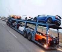 شركة شحن سيارات من الامارات الى السعودية 00971557077093