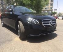 تاجير سيارة مرسيدسE200 باقل سعر