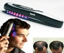 يمنحك مشط الليزر لانبات الشعر نتائج فعالة في وقت قصير