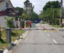 بوابات مواقف السيارات الالكترونية  Barrier gates