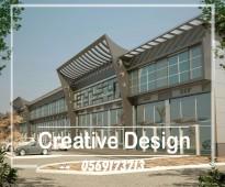 تصميم 3D وديكور وفديو للمشروع