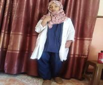 ممرضة سودانية خريجة بمرتبة الشرف وجاهزة للسفر