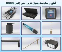 جهاز كشف الذهب كوبرا جي اكس 8000 | cobra gx 8000 فى الرياض