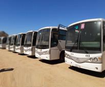 حافلات موديل 2008 للبيع