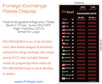 لوحة اسعار عملات عالية الجودة 18 عملة عالمية  معروض للبيع في الدمام