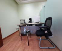 Fully furnished offices - Olaya
