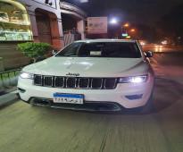 ارخص ايجار سيارة جيب شيروكي موديل 2019