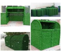 » للبيع السياج العشبي والعشب الصناعي التركي بأرخص الأسعار