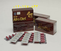 افرودايت حبوب التخسيس Afro Diet