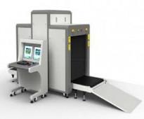 اجهزة تفتيش الحقائب X-ray baggage inspection equipment gates