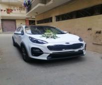 تاجير سيارة كيا سبورتاج موديل 2020 باسعار مميزة