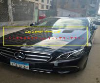 للايجار سيارة مرسيدس E200 موديل 2020