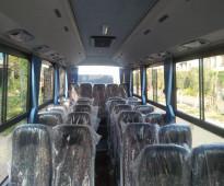 للايجار ميتسوبيشي28 راكب لرحلات السياحية