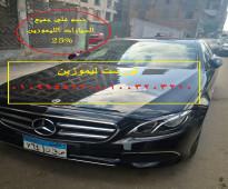للايجارة سيارة مرسيدس E200 موديل2020 اتوماتيك لاقل سعر في مصر
