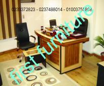 مكتب خشب طبيعى