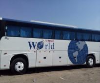للايجار اتوبيس مرسيدس 500(50راكب) ارخص سعر في مصر