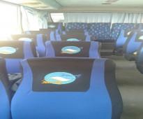 للايجار باص ميتسوبيشي 28 راكب لرحلات السياحية