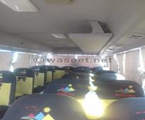 باص تويوتا كوستر 25 راكب لرحلات السياحية واليوميا