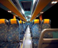 لتأجير اتوبيس مرسيدس 500 (50راكب) لرحلات السياحية