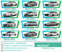 Car rental in Riyadh