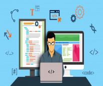 مطور و مبرمج مواقع الكترونية للعمل عن بعد