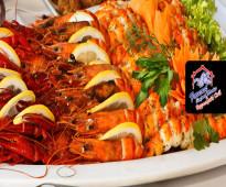 شركة الخليج جوب الاميز للاستقدام  توفر لكم طباخين اكل بحري بخبرات عالية وكفاءات ممتازة