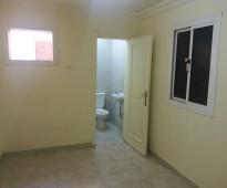 غرفة للعزاب نظيفة بحي النسيم جدة